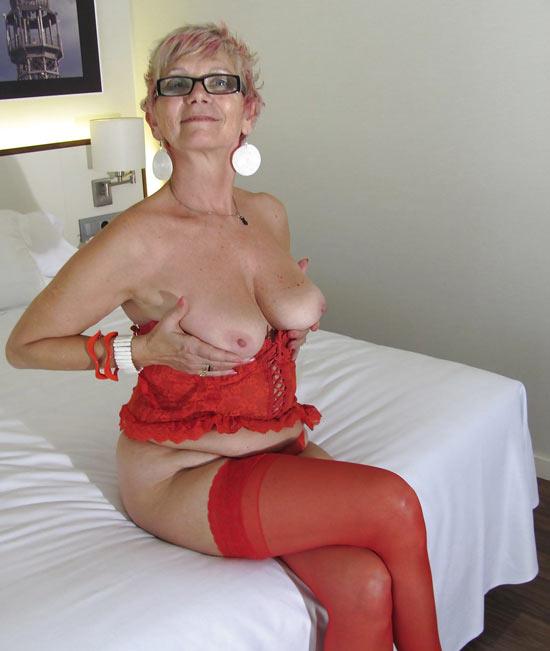 Femme mature 60 ans